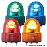 パトライト LED回転灯 SKHEB-100-R 赤 (AC100V)