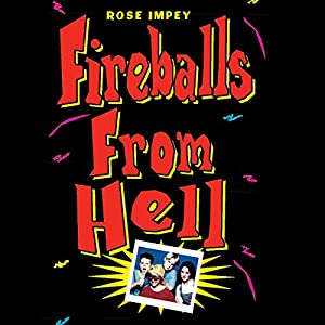 Fireballs from Hell Audiobook