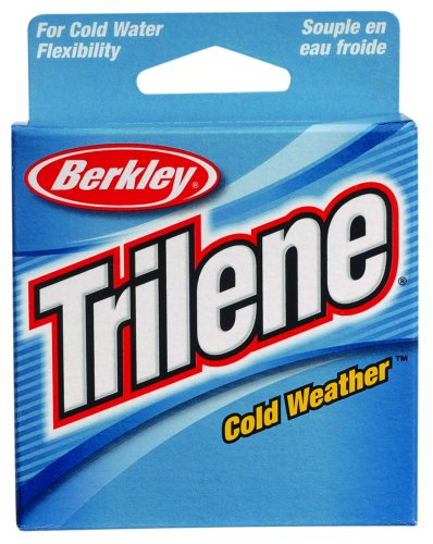Berkley® Trilene™ Cold Weather Line, Blue
