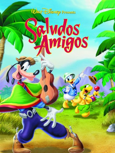 Amazon Com Saludos Amigos Walt Disney Fred Shields