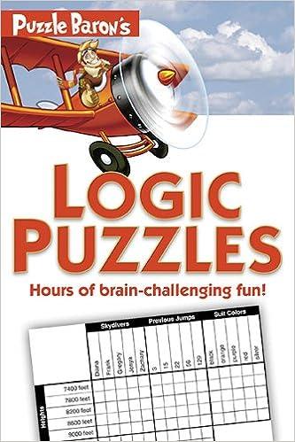 best logic puzzle book reviews
