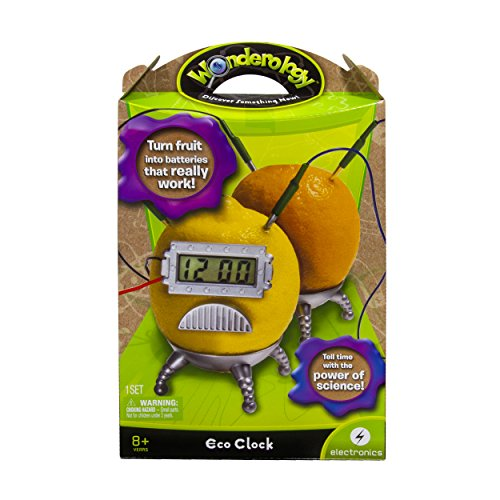Wonderology - Science Kit - Eco Clock - 1