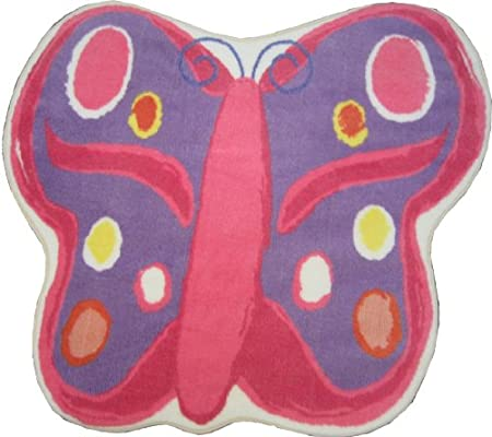 Butterfly Rugs Totally Kids Bedrooms Kids