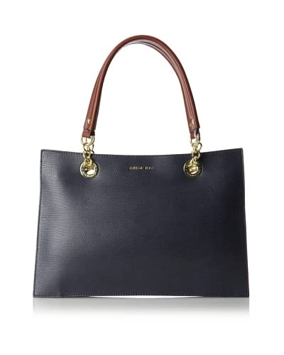 London Fog Women's Harper Tote Bag  [Navy]
