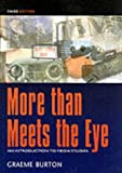 img - for More than Meets the Eye: An Introduction to Media Studies book / textbook / text book
