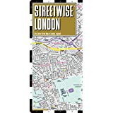 Streetwise London Map - Laminated City Center Street Map of London, England