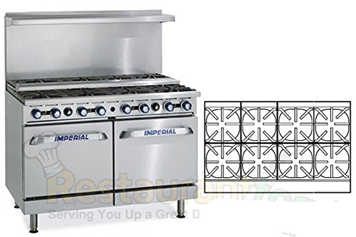 Imperial-Commercial-Restaurant-Range-48-Step-Up-8-Burner-2-Standard-Oven-Natural-Gas-Ir-8-Su