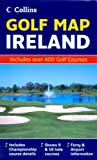 Golf Map Ireland (Collins Maps)
