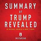Summary of Trump Revealed by Michael Kranish & Marc Fisher: Includes Analysis Hörbuch von  Instaread Gesprochen von: Dwight Equitz