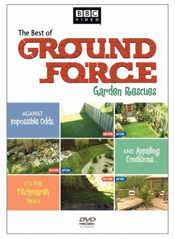 Best of Ground Forces: Garden Rescues [DVD] [Region 1] [US Import] [NTSC]