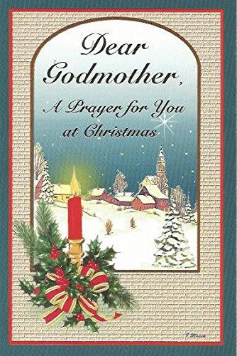 Popular christmas greetings cards for dear godmother a prayer for dear godmother a prayer for you at christmas m4hsunfo