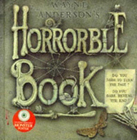 Wayne Anderson's Horrorble Book Hb