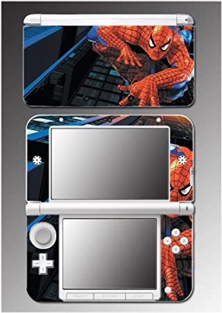 Spiderman Amazing Spider Man Superhero Video Game Vinyl Decal Cover Skin Protector for Nintendo 3DS XL