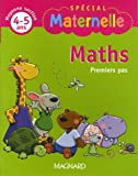 Maths : Premiers pas, Moyenne Section 4-5 ans