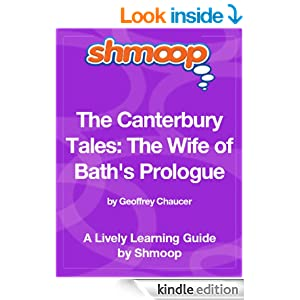 essay on the wife of bath prologue