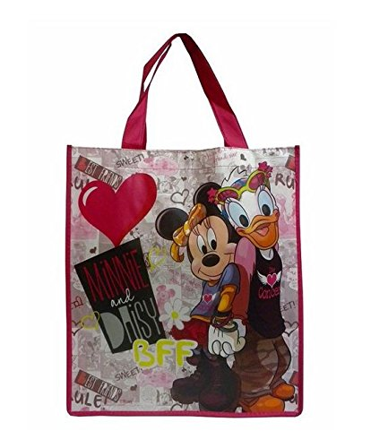 Disney Minnie Mouse and Daisy Duck Tote Bag - Reusable