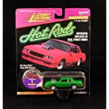 Beastmobile * Green * Johnny Lightning 1997 Hot Rods Release One 1:64 Scale Die Cast Vehicle