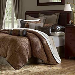 Hampton Hill Drummond Duvet Style Comforter Set, Queen, Multicolor