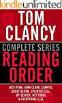 TOM CLANCY COMPLETE SERIES READING OR...
