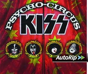 Amazon.com: Kiss: Psycho Circus: Music