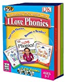 DK I Love Phonics Learning PowerPack