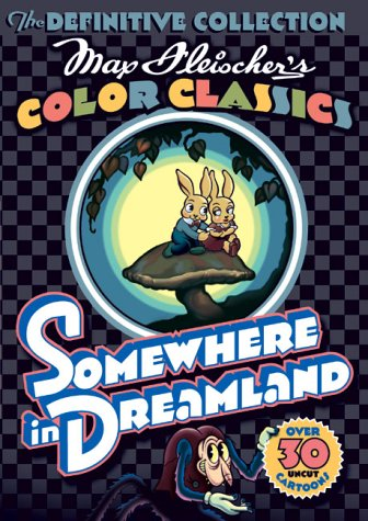 Max Fleischer's Color Classics: Somewhere in Dreamland - The Definitive Collection [1934] (NTSC) [DVD] [Region 1] [US Import]