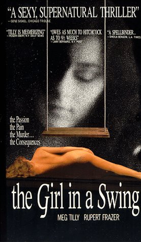 Girl in a Swing [VHS]