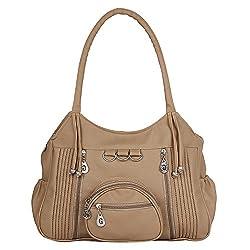 Gracetop Women's Handbag (Beige, Lp-Beige)