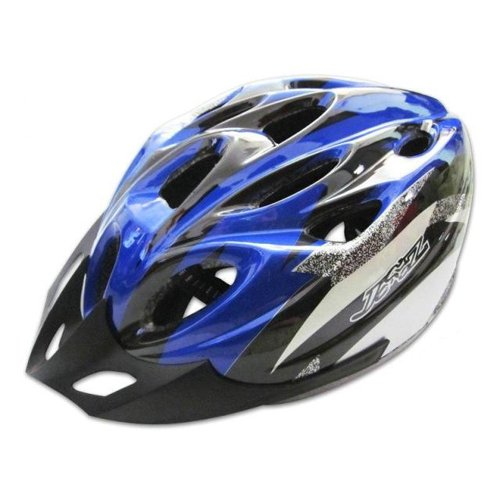 Blue&Black MTB Bike Bicycle Adult Men's Helmet PVC EPS Assorted Color