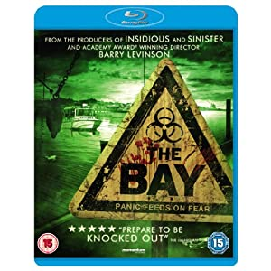 The Bay [Blu-ray] [Import anglais]