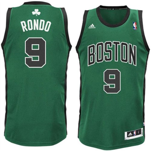 NBA Boston Celtics Rajon Rondo Swingman Jersey, Green/Black, Large adidas Jerseys autotags B0042CLIGM
