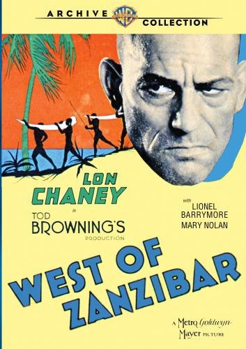West Of Zanzibar [DVD] [1928] [Region 1] [US Import] [NTSC]