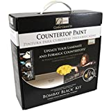 Giani(TM) Countertop Paint Kit, Bombay Black