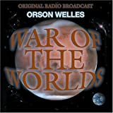 War of the Worlds Orson Welles/Mercury Theatre Group