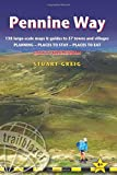 Pennine Way: Edale to Kirk Yetholm: Route Guide with Planning, Places to Stay, Places to Eat Includes 138 Large-Scale Maps & Guides to 57 Towns and Villages (British Walking Guides)