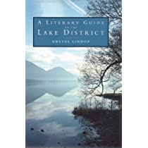 A Literary Guide to the Lake District Hardcover