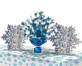 Disney's Frozen Snowflake Decorations Table Set