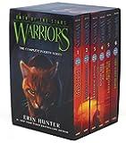 Warriors: Omen of the Stars Box Set: Volumes 1-6