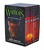 img - for Warriors: Omen of the Stars Box Set: Volumes 1-6 book / textbook / text book