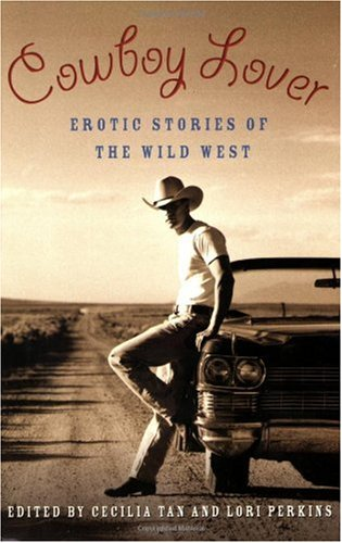 Cowboy Lover: Erotic Stories of the Wild West