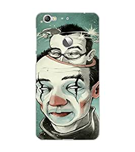 LE ECO LE 1S FACE Back Cover by PRINTSWAG