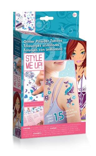 Glitter Powder Tattoos - 1