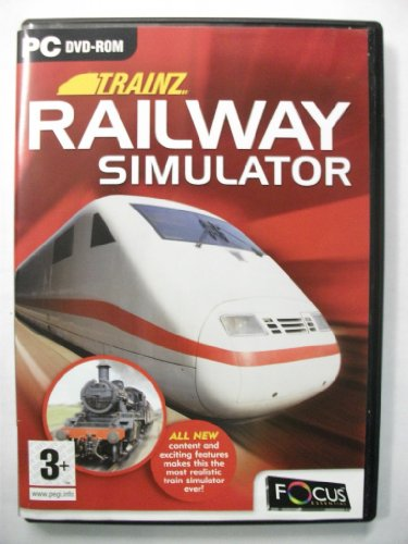 Trainz Railroad Simulator 2006 (PC DVD -ROM)