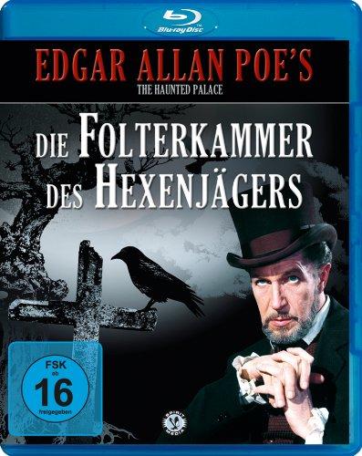 Die Folterkammer des Hexenjägers [Blu-ray]