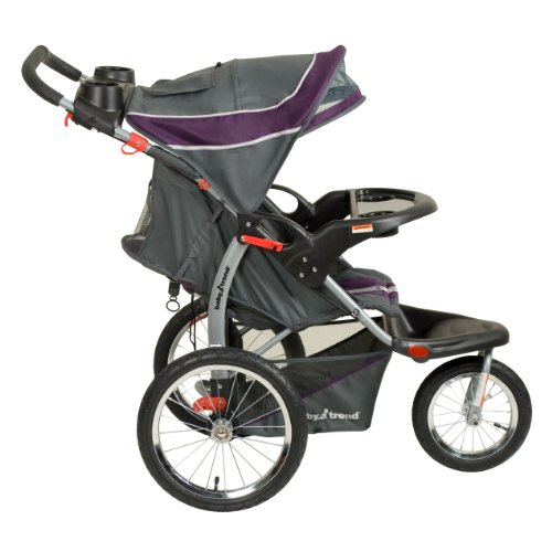 Baby Trend Expedition LX Jogger, Elixer (Only stroller ...