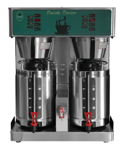 Newco Industrial Coffee Maker : Newco CBD-1.5 Dual Commercial Barista Coffee Brewer Best Coffee Maker Reviews