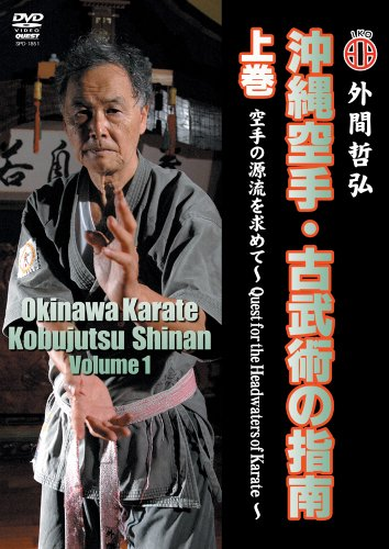 沖縄空手・古武術の指南 上巻 空手の源流を求めて [DVD]