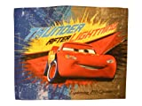 Character World Disney Cars Limit Fleece Blanket