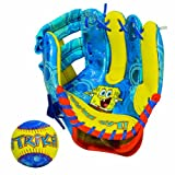 Nickelodeon SpongeBob Squarepants AIR TECH Baseball Glove and Ball Set