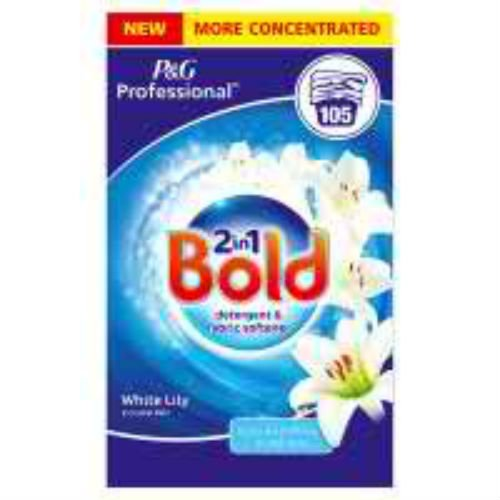 Bold Crystal Rain & White Lilly 105 Washes 4.30kg